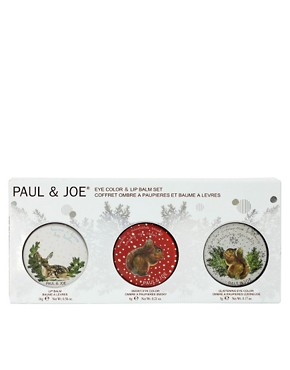 Image 2 ofPaul &amp; Joe Limited Edition Winter Wonderland Set
