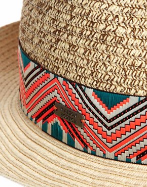 Image 3 ofMaison Scotch Aztec Trim Hat