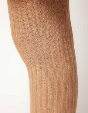 Image 3 ofGanni Ribbed Tights