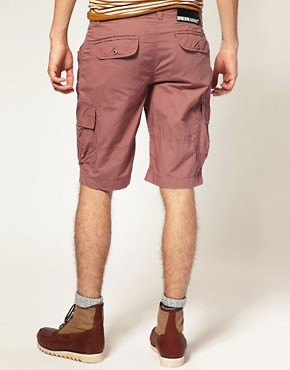 Image 2 ofDr Denim Huburt Cargo Shorts