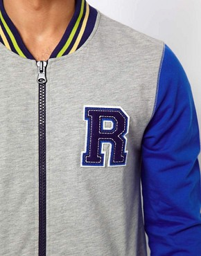 Image 3 ofRiver Island Varsity Onesie