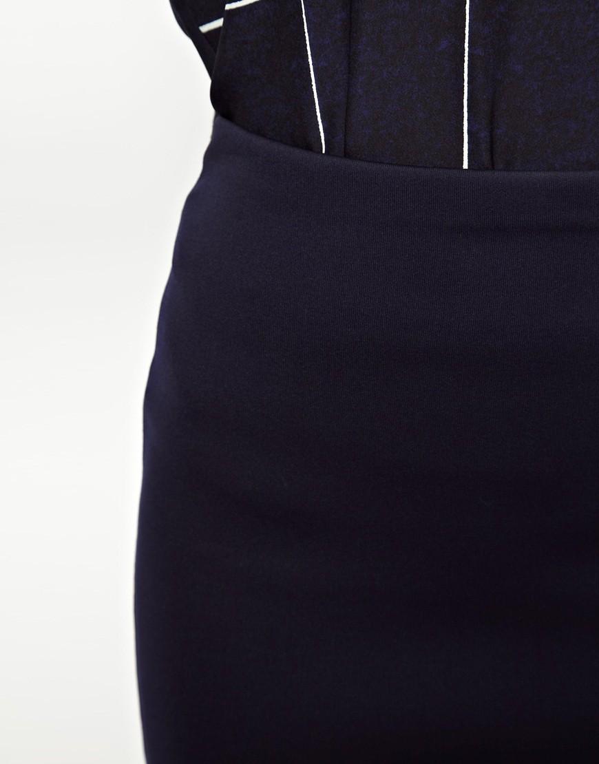Image 3 ofWhistles Tube Skirt In Neoprene