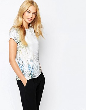 Ted Baker Sazia Twilight Floral T-Shirt