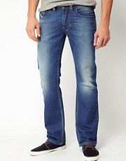 Diesel - Larkee 810J - Jeans dritti