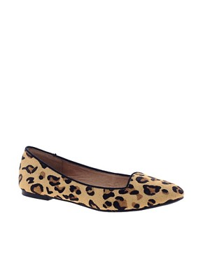 Image 1 ofALDO Ostlie Leopard Slipper Shoes
