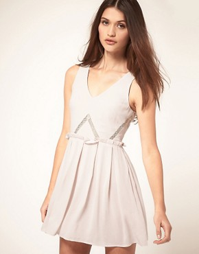 Image 1 ofFinders Keepers Let Love Down Dress