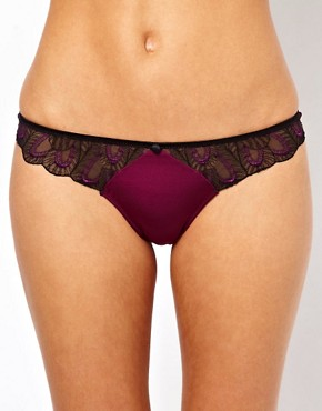 Implicite Frisson Thong
