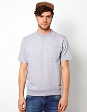 Bellfield SweatShirt with Short Sleeves