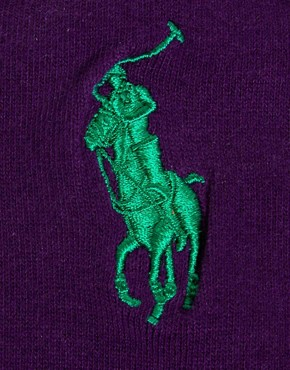 Image 2 ofPolo Ralph Lauren Large Polo Player Socks
