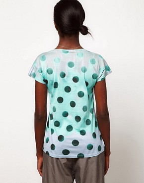 Image 2 ofPaul by Paul Smith Spotty T-Shirt