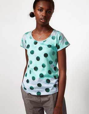Image 1 ofPaul by Paul Smith Spotty T-Shirt
