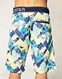 Image 2 ofJack and Jones Intelligence Vena board shorts