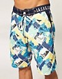Image 1 ofJack and Jones Intelligence Vena board shorts