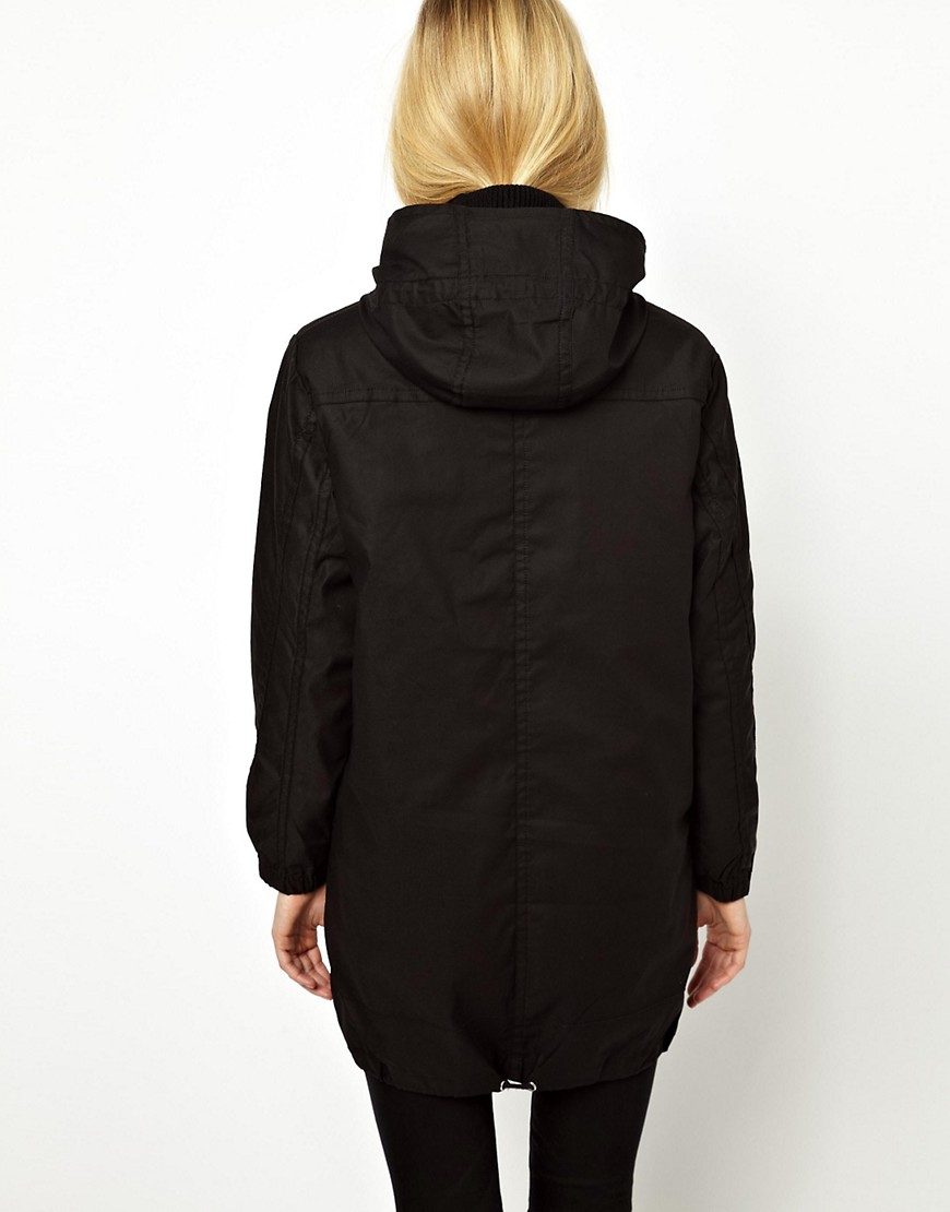 Image 2 ofWhistles Quinn Luxe Parka