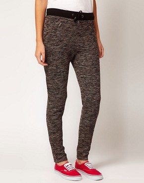 Image 4 ofASOS Joggers with Zip Detail