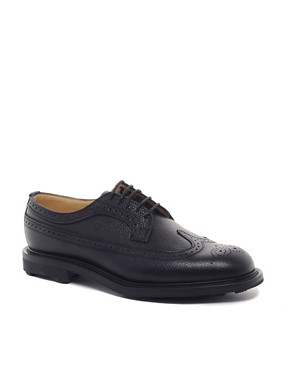 Image 1 ofMark McNairy Long-Wing Brogue Shoes