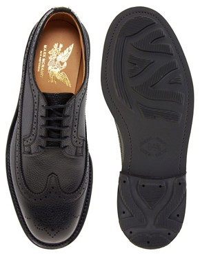 Image 3 ofMark McNairy Long-Wing Brogue Shoes