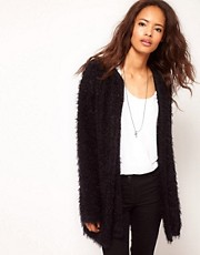 ASOS  Flauschige Strickjacke