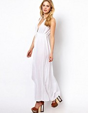 French Connection Authentic Grecian Maxi Dress