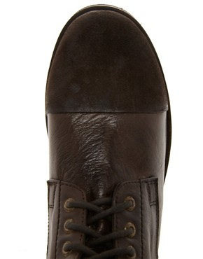 Image 3 ofFrank Wright  Leather Military Boots