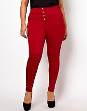 New Look Inspire High Waist Supersoft Jean
