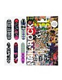Image 1 ofNail Rock ASOS Exclusive Nail Collection x 3 WrapsSet