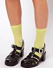 Calcetines tobilleros de 45 deniers de ASOS
