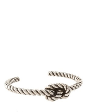 Image 1 ofCheap Monday Exclusive To ASOS Knot Bracelet