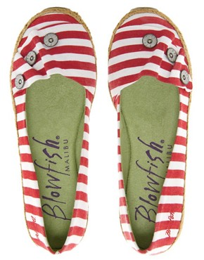 Image 2 of Blowfish Saleri Button Side Espadrilles