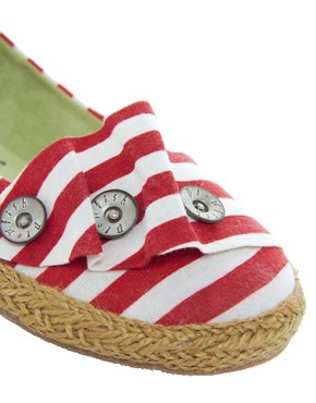 Image 3 of Blowfish Saleri Button Side Espadrilles