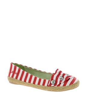 Image 1 of Blowfish Saleri Button Side Espadrilles