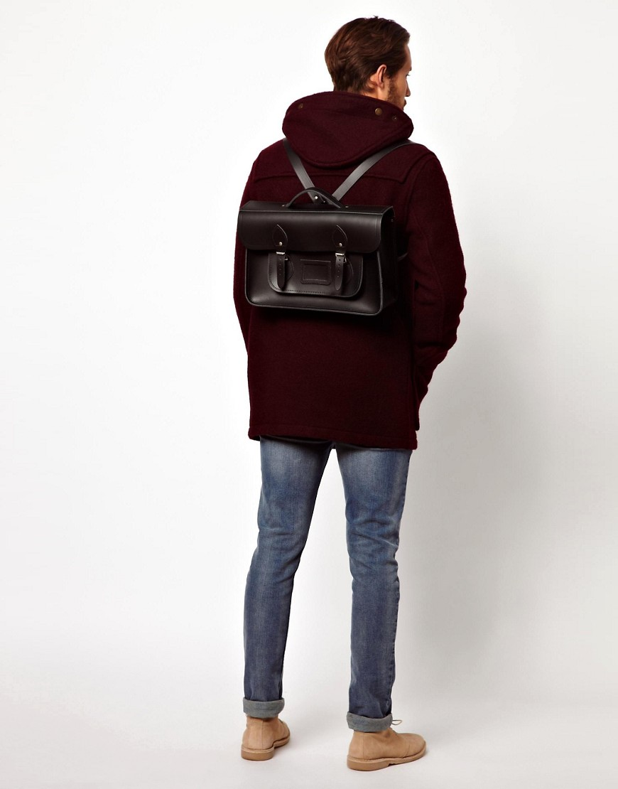 "Image 4 of The Cambridge Satchel Company 15"" Backpack"