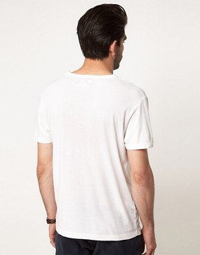 Image 2 ofGant Rugger T-Shirt with One Pocket