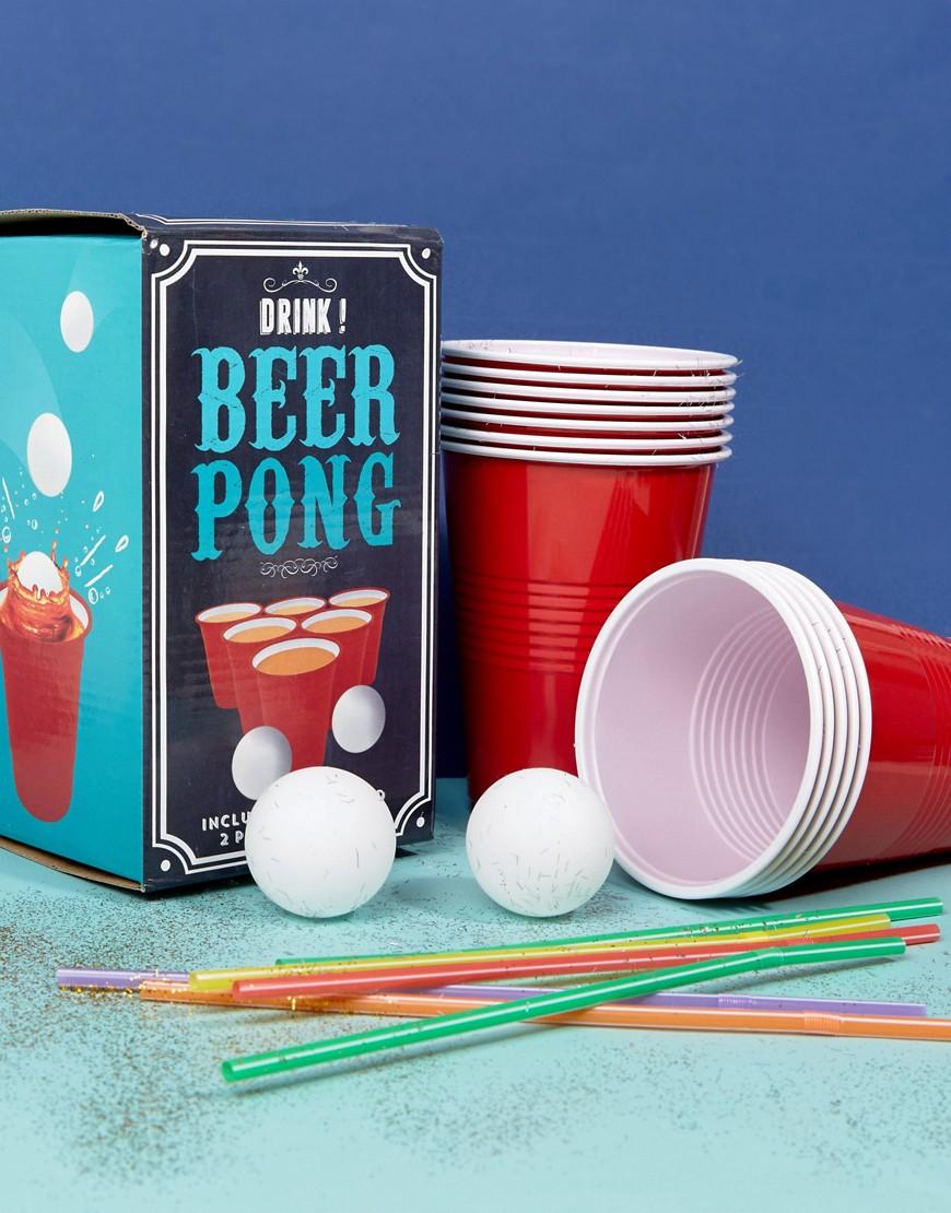 Fizz Beer Pong Game - Multi