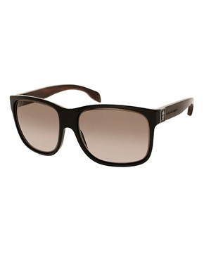 Image 1 ofAlexander McQueen Rectangular Sunglasses