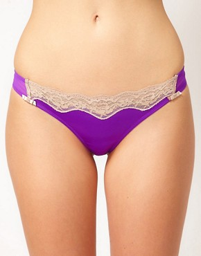 Elle Macpherson Intimates Fly Butterfly Fly Bikini Brief