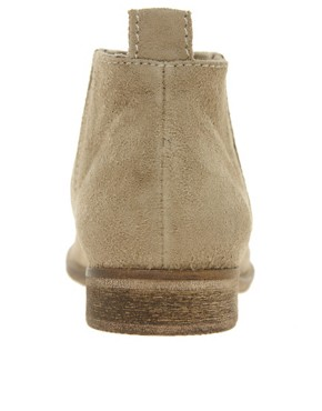 Image 2 of ASOS ADVANCE Suede Chelsea Ankle Boots