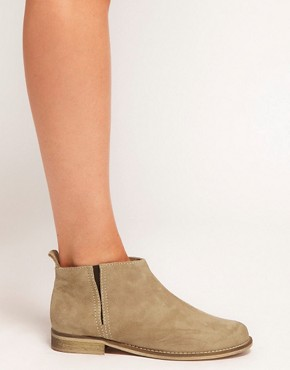 Image 3 of ASOS ADVANCE Suede Chelsea Ankle Boots
