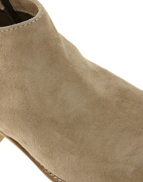 Image 4 of ASOS ADVANCE Suede Chelsea Ankle Boots