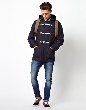 Image 4 ofASOS Duffle Coat