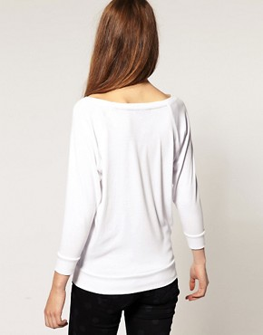 Image 2 ofRiver Island &#39;Le Chat&#39; Dolman Top