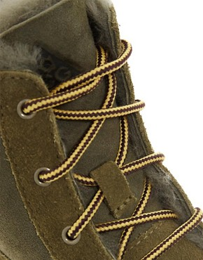 Image 2 ofNike Woodside Chakka Lace Up Duck Ankle Boots
