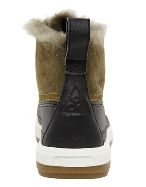 Image 4 ofNike Woodside Chakka Lace Up Duck Ankle Boots