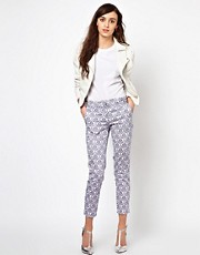 Warehouse Tile Print Pant