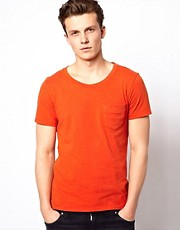 J Lindeberg T-Shirt With One Pocket