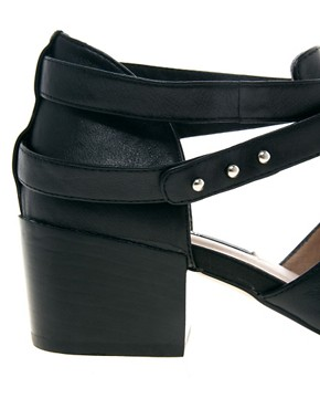 Image 2 ofSenso Quimat Strap Heeled Ankle Boots