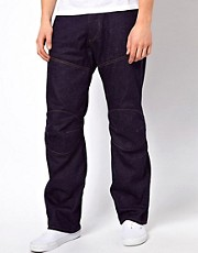 G Star Jeans Elwood 3D Loose Fit Rigid Raw