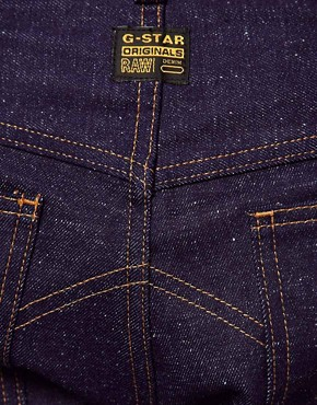 Image 4 ofG Star Jeans Elwood 3D Loose Fit Rigid Raw
