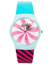 Paul&#39;s Boutique Swirl Face Watch