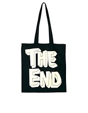 Borders & Frontiers  The End  Shopper-Tasche